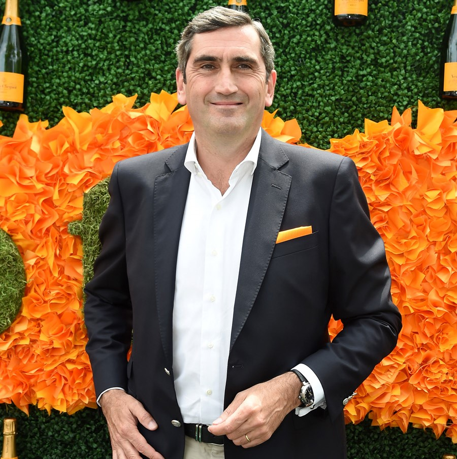 President VC Jean-Marc Gallot Veuve Clicquot (Photo by Jamie McCarthy/Getty Images for Veuve Clicquot)