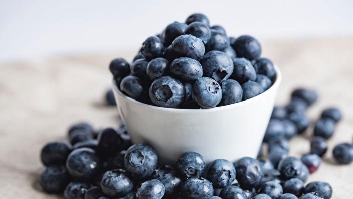 Arandanos - Alimentos que mejoran la salud mental