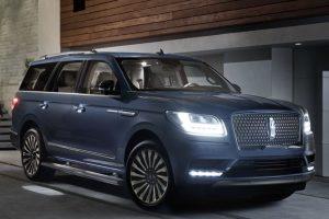 2020 Lincoln Navigator.