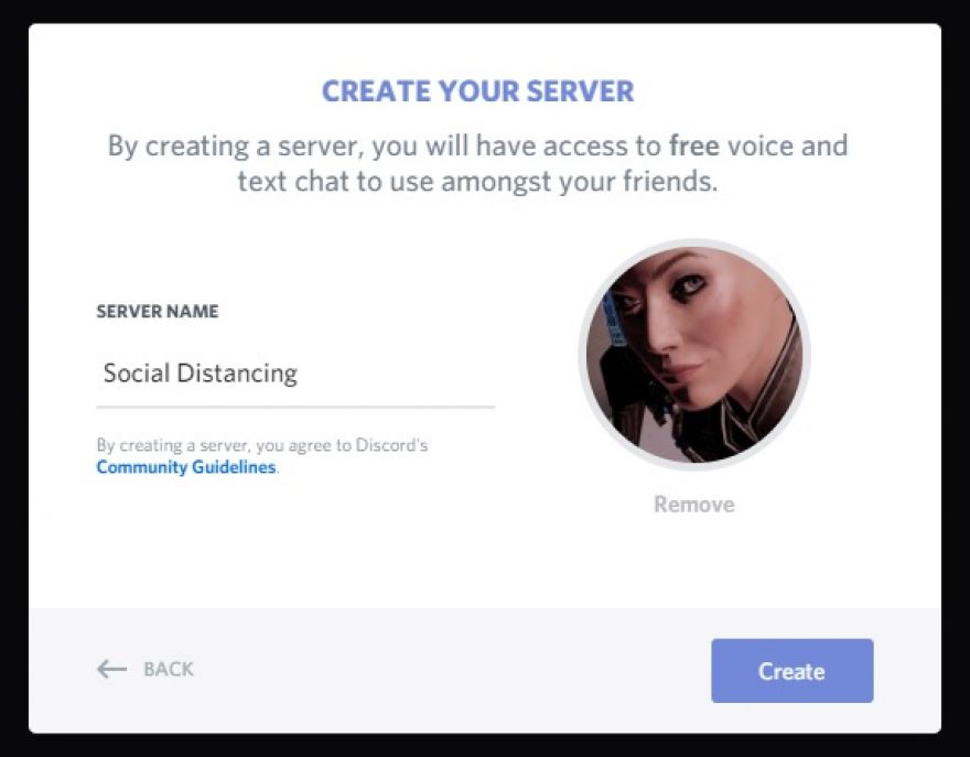 Keep in touch: How to set up a Discord server for friends and family