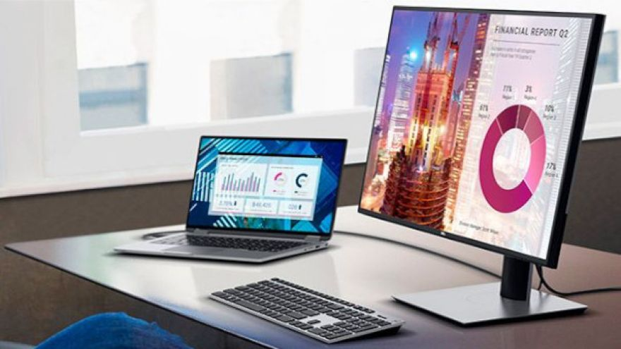 ET Deals: Dell 27-Inch 4K Monitor + $100 Gift Card For $485, 5TB WD My Passport Only $99, Amazon New Fire HD 8 Tablet for $59