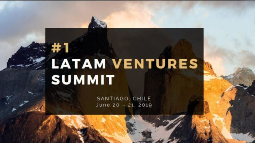 SANTIAGO, CHILE: Latam Ventures Summit