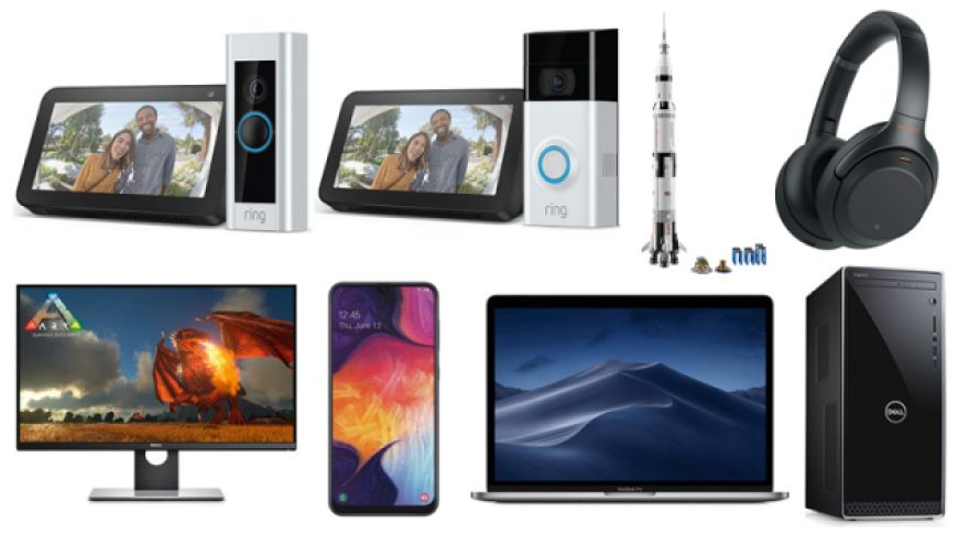 ET Deals: Ring Video Doorbells on Sale with Free Echo Show 5, $200 off Apple MacBook Pro, Up to 50 Percent off Kindle Unlimited