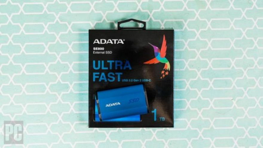 At a Glance: Adata SE800 1TB SSD Review