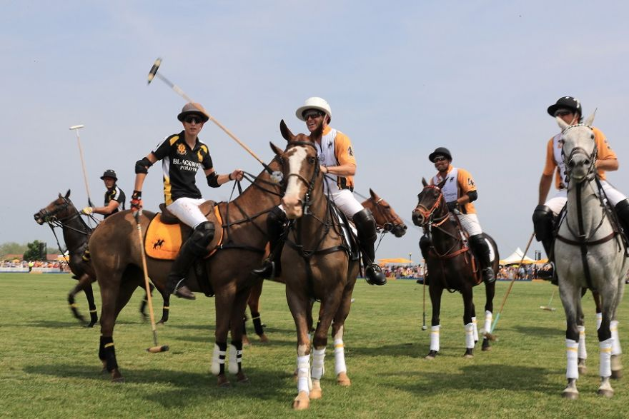 Veuve Clicquot Polo Classic New York .