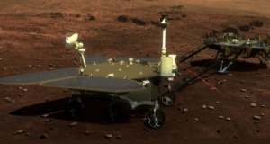 China Successfully Lands on Mars, Preps Rover for Deployment