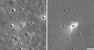 NASA Spots Remains of Beresheet Spacecraft on the Moon