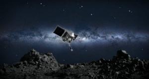 NASA's OSIRIS-REx Asteroid Sample Is Leaking into Space