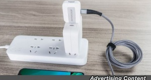 This Device Fast Charges and Automatically Backs Up Data Simultaneously
