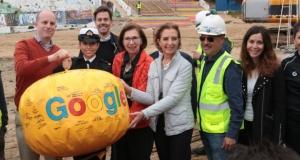 El cable Curie llega a Chile conectando Valparaíso y California