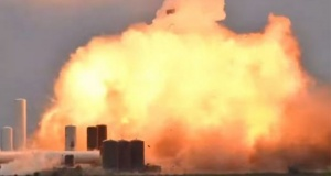 Watch SpaceX's Latest Starship Prototype Blow Itself to Bits
