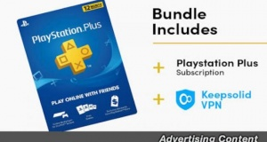 Get A Year Of PlayStation Plus and A Lifetime Of VPN Unlimited For Just $50