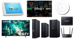 ET Deals: $30 off Echo Show 8 Out Tomorrow, OptiPlex 3070 Desktops Under $600, Disney+ with Hulu and ESPN+ For $12.99/Month
