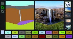 Nvidia AI Turns Doodles Into Realistic Landscapes
