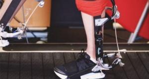 Stanford Engineers Create Ankle Exoskeleton to Boost Running Efficiency