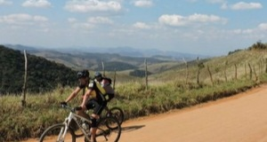 Trajeto para ciclistas é lançado no Circuito Serras do Ibitipoca