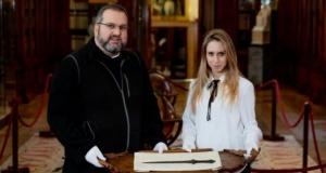 5,000-Year-Old Sword Discovered in Venetian Monastery