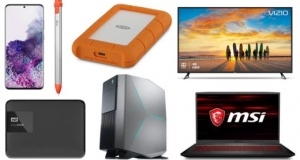 ET Weekend Deals: $400 Off Alienware Aurora R8, Lowest Price on Logitech Crayon, Price Drops on Dell Vostro Laptops