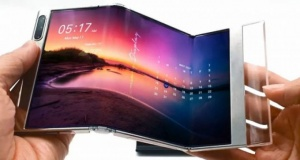 Samsung Shows Off New Foldable OLED Tech
