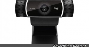 Save 30 Percent on This Logitech HD Webcam That's Perfect for Streaming Video Games