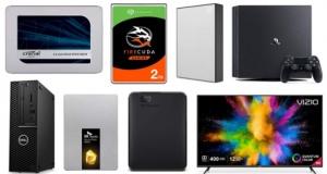 ET Storage Deals: 2TB Seagate FireCuda SSHD For $59, 5TB External HDD Just $99